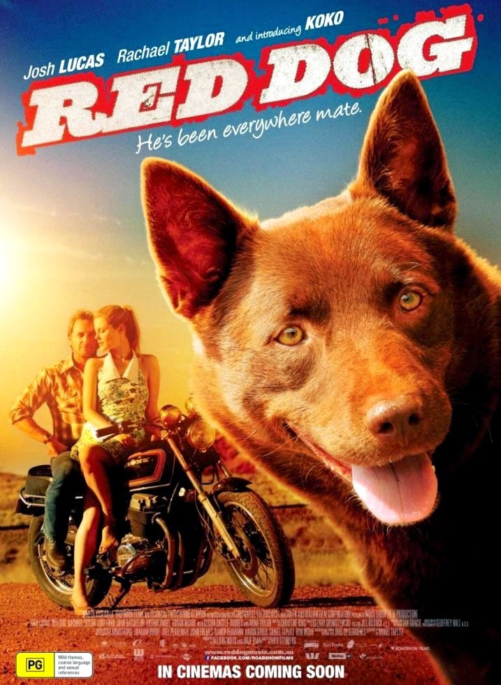 Koko-Red-Dog-Kelpie-Australian-movie-poster-famous-dogs-film-canine-cinema-star-girl-guy-motorbike-desert-2011-2
